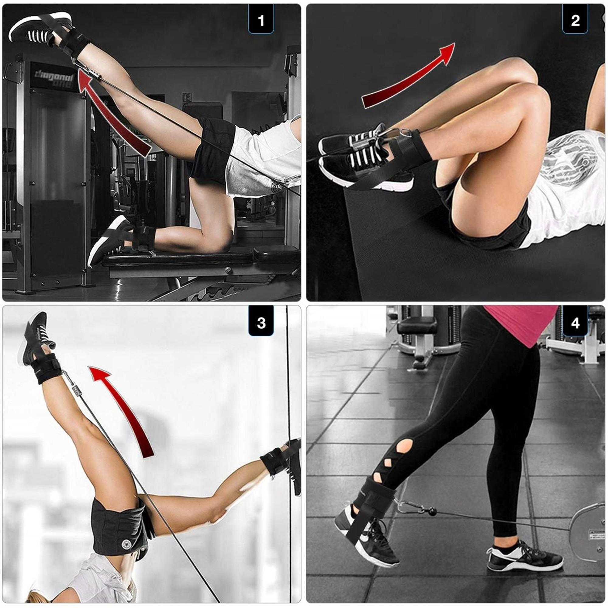 Утяжелители для ног — виды и вес: упражнения для бедер и ягодиц, правила и варианты выполнения, тренировки для женщин и мужчин в домашних условиях