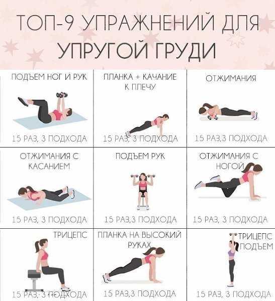 Хотите подтянуть грудные мышцы Предлагаем вам лучшие упражнения для груди с гантелями для спортзала и дома, которые подойдут как мужчинам, так и женщинам