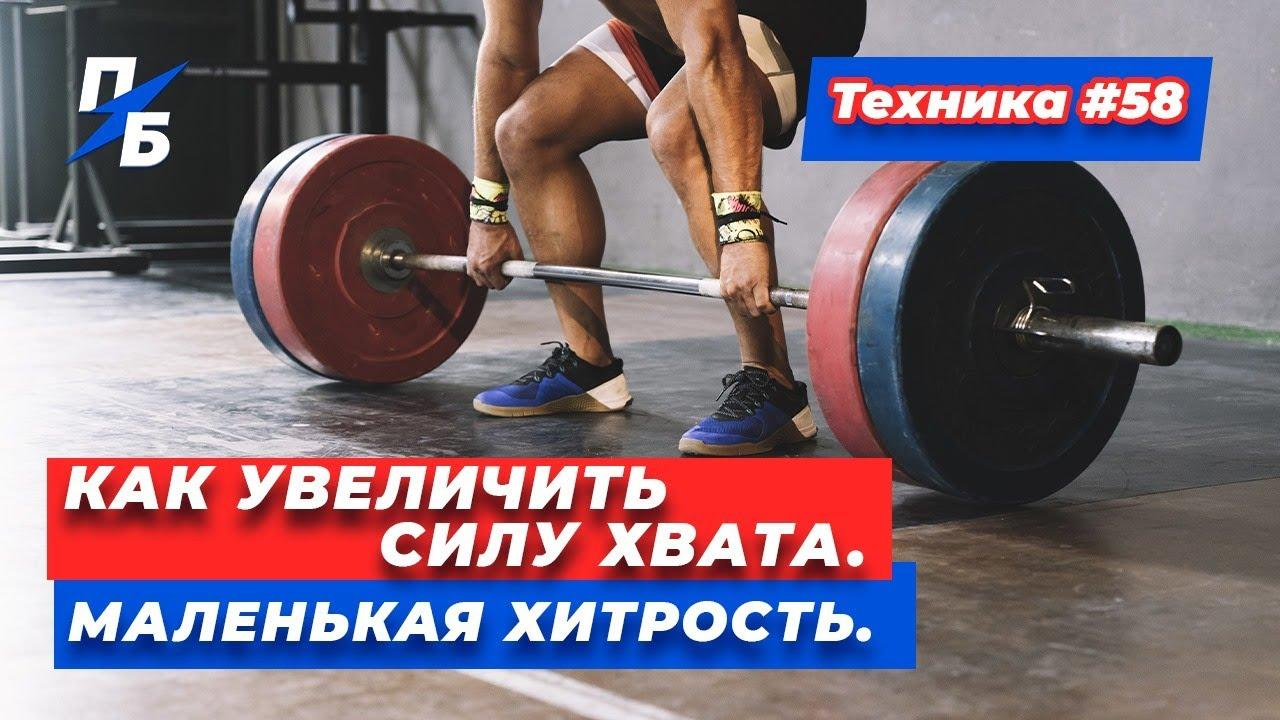 Упражнения и программа тренировок на развитие силы
