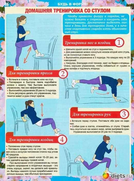 Физкультура в офисе: как сохранить активность даже при сидячей работе - блог