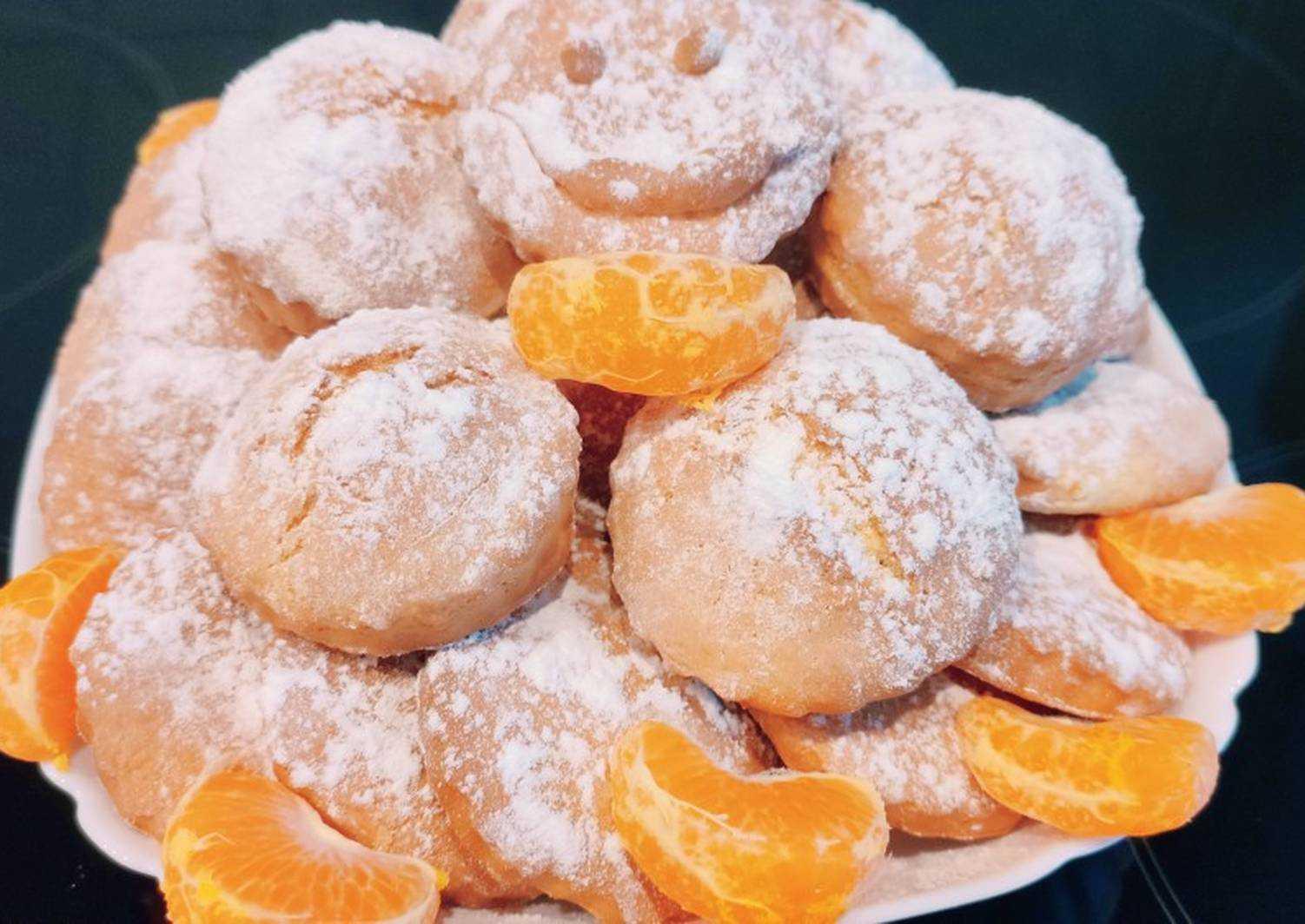 Мандарины, печенье, корица — за что еще мы любим зиму