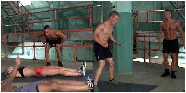 Стив Урия предлагает беспощадный комплекс для похудения: Weider Ruthless 20 тренировок, 20 минут в день и через 2 месяца вы получите стройное тело
