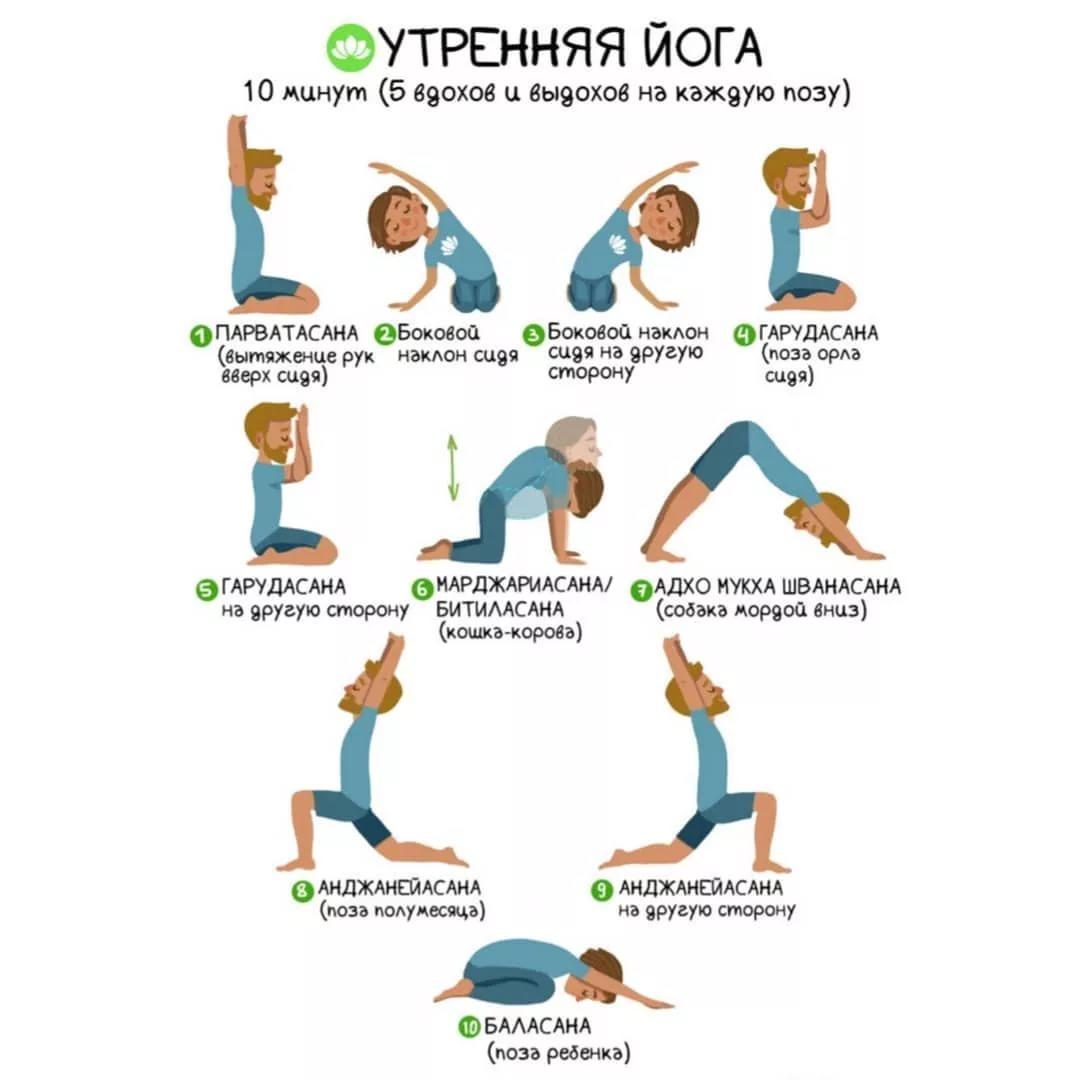 Уроки йоги в домашних условиях для начинающих
