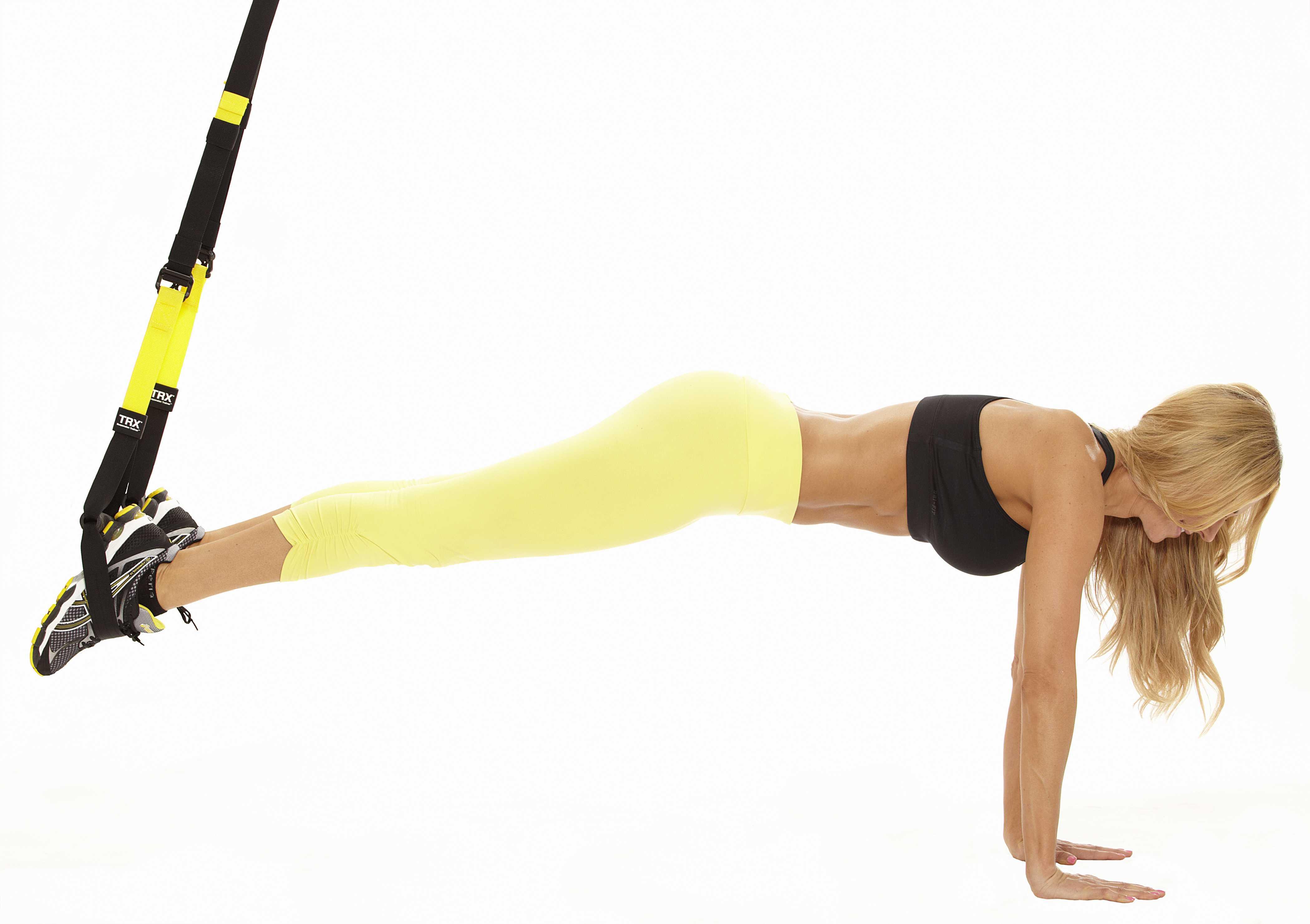 Топ 60 лучших упражнений с trx: подборка в гифках!