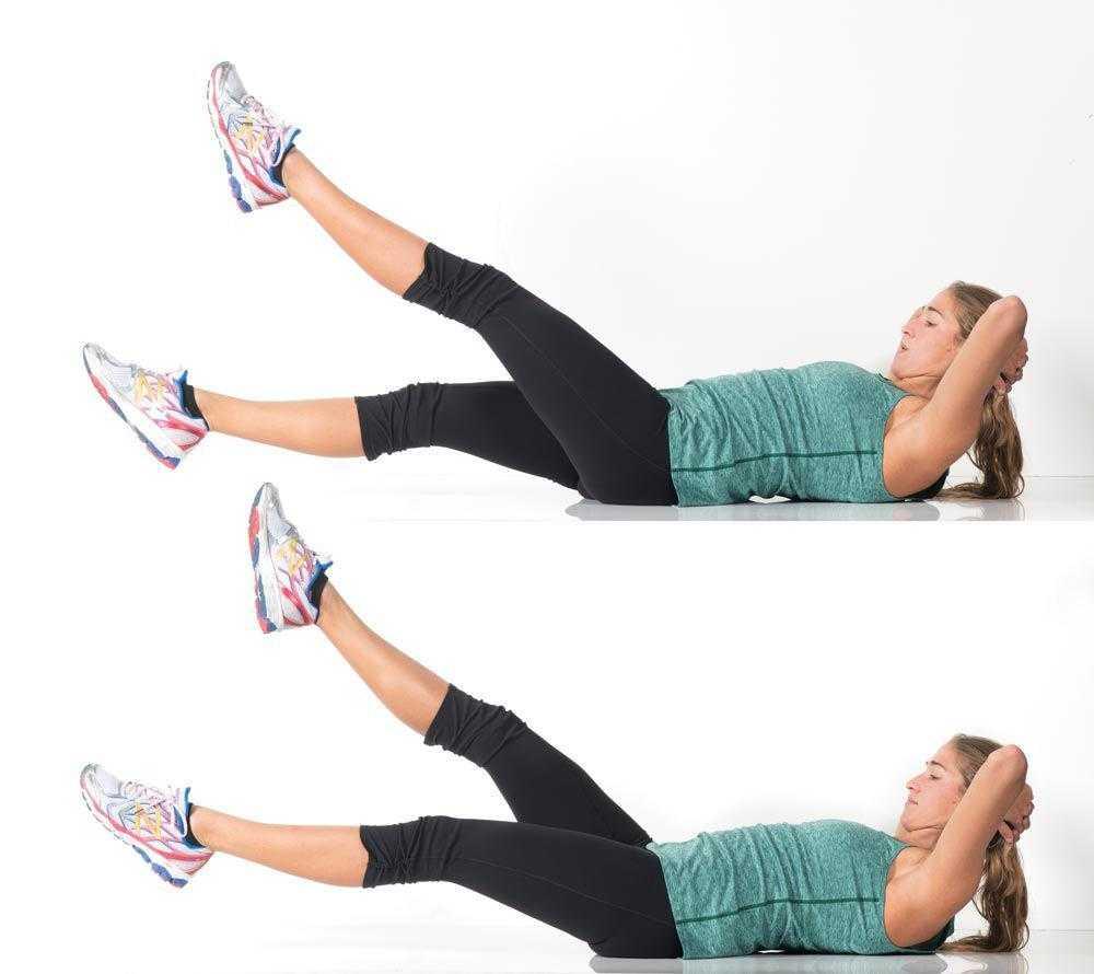 Программа упражнений для внутренней части бедра