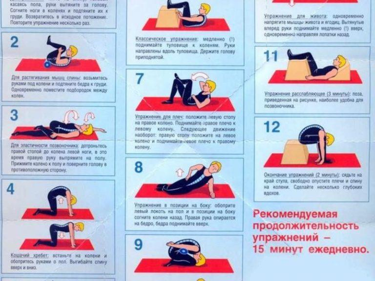 Гимнастика для шеи помогает восстановить гибкость позвоночника, укрепить мышцы и избавиться от боли Комплекс из десяти упражнений для шейного отдела