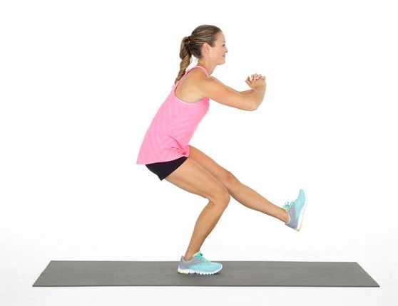 Приседания на одной ноге - плюсы и минусы упражнения