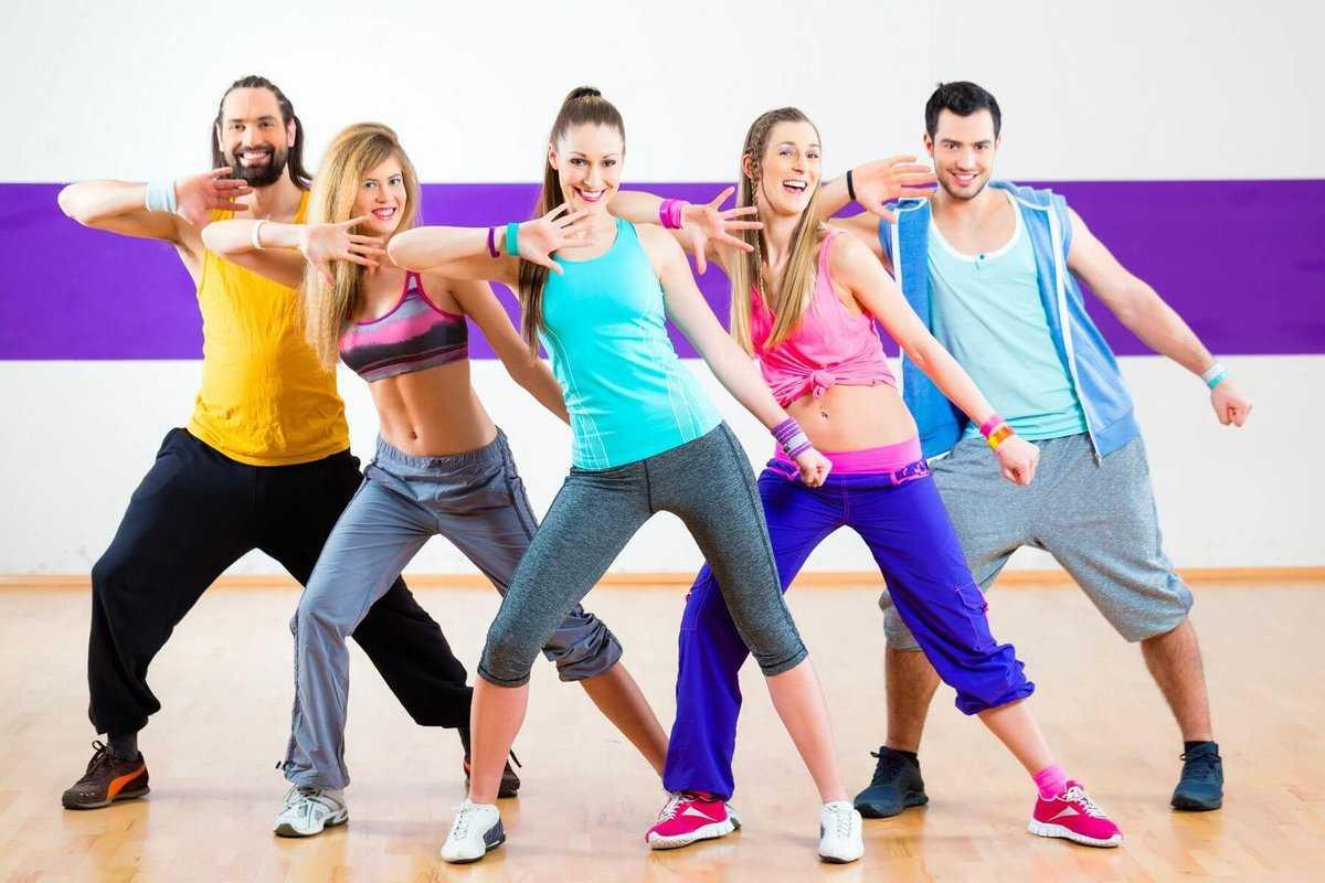 Зумба-фитнес – танцы для похудения