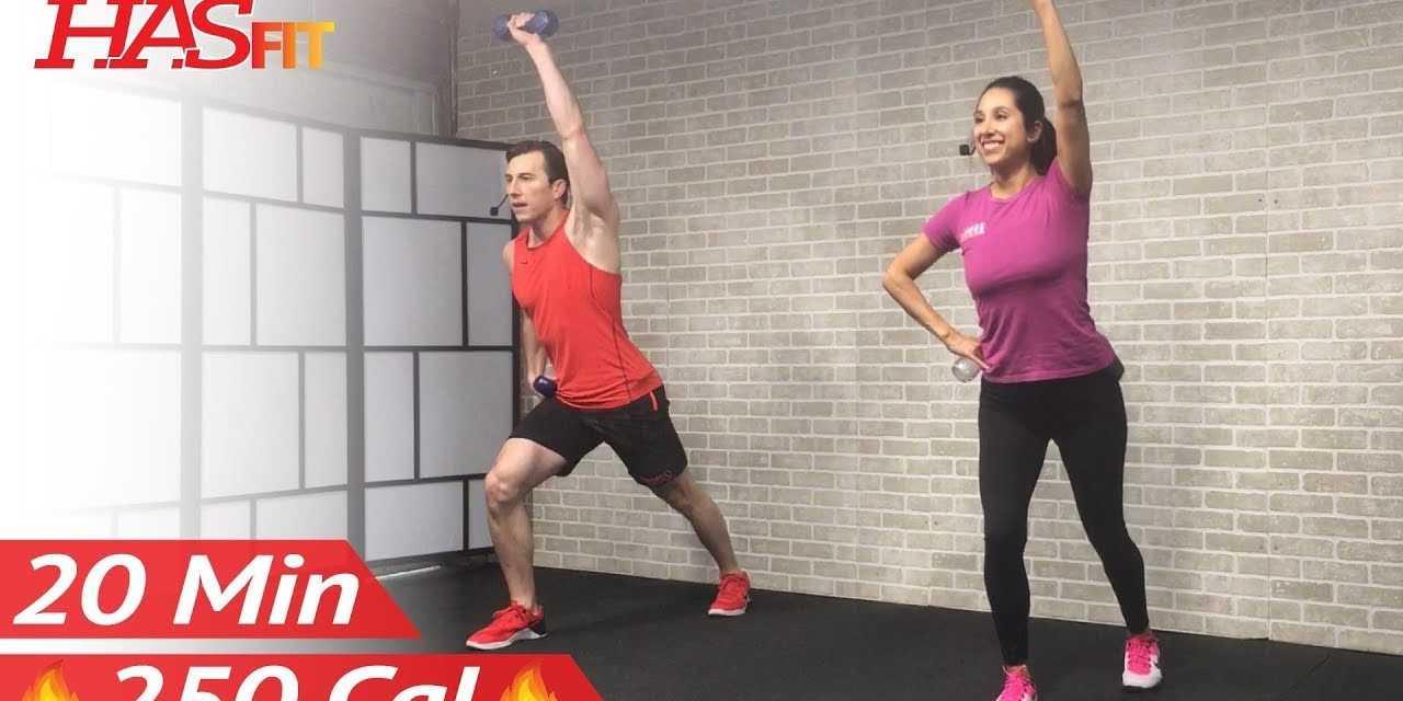 14 низкоударных кардио-тренировок от fitnessblender для начинающих без прыжков