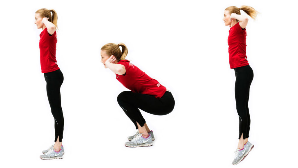 40 видов приседаний: упражнения с собственным весом