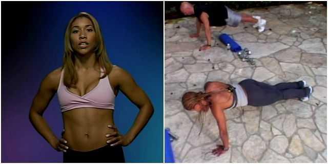 Blast the Belly Fat от Джанет Дженкинс — это тренировка с фитболом для создания плоского живота С ее помощью вы сделаете ваш пресс идеальным