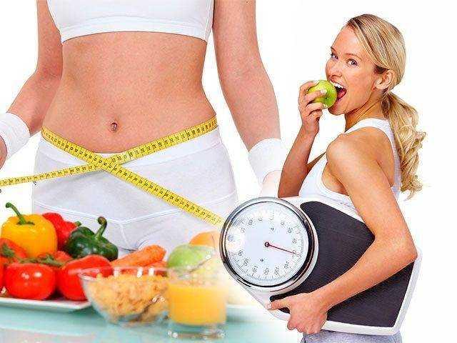 Как удержать вес после похудения и диеты