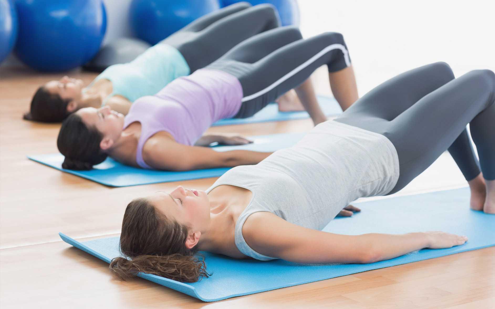 Пилатес для начинающих: особенности методики и упражнения