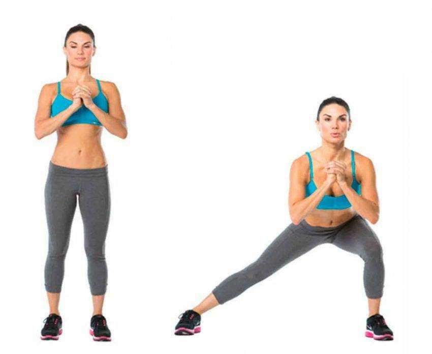Топ 10 эффективных упражнений для тренировки ягодицы в домашних условиях
