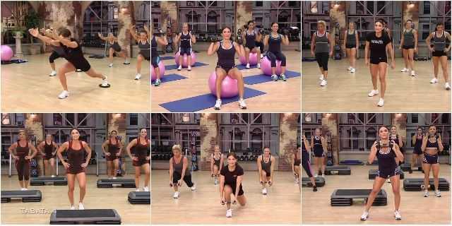 Качественная тренировка мышц пресса с кейт фридрих
