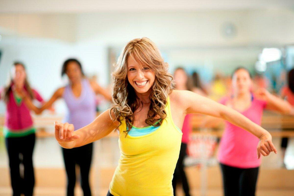 Зумба фитнес для похудения: видео уроки