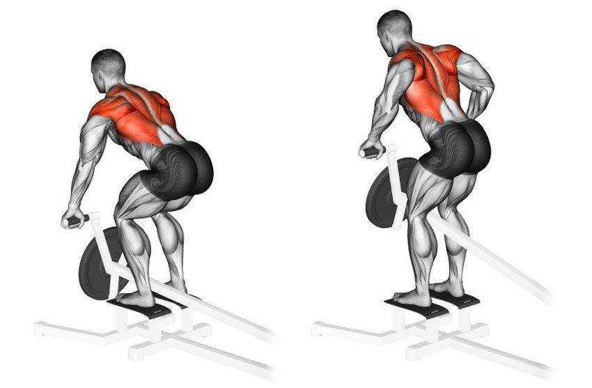 Становая тяга: техника выполнения, обзор упражнения, видео