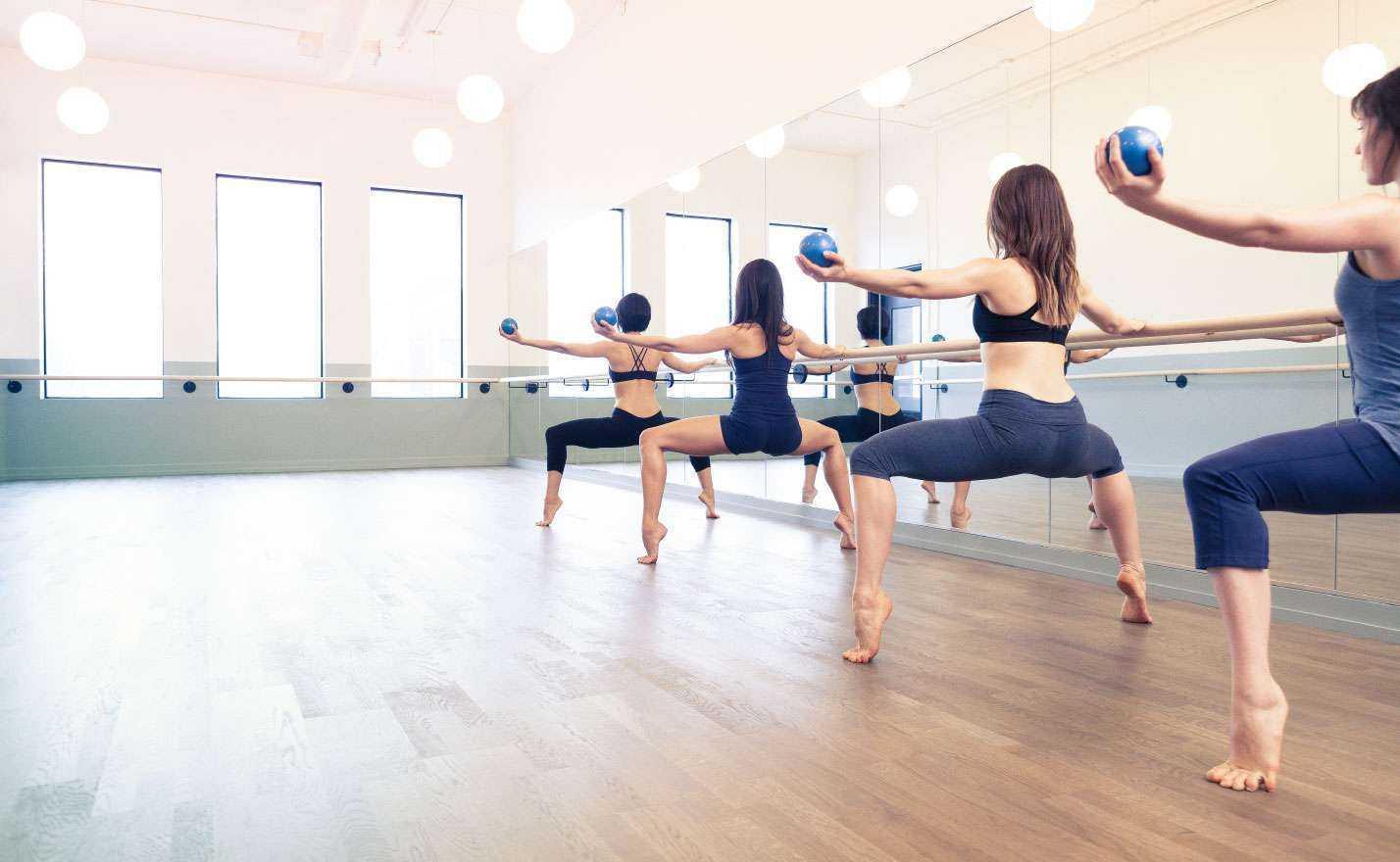 Готовый фитнес-план балетных тренировок: 6 вариантов