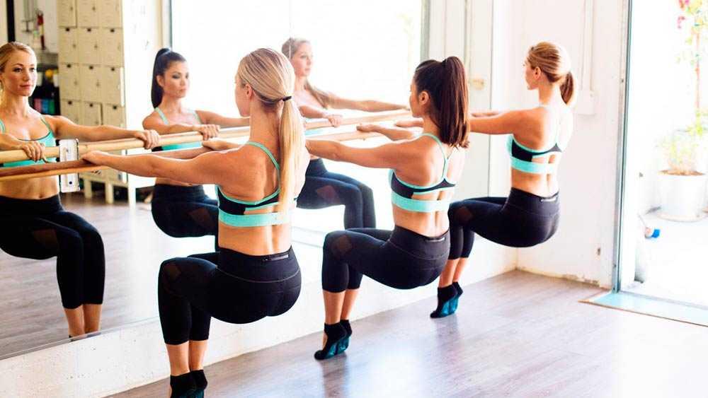Балетная тренировка, йога, пилатес Дженифер Галарди