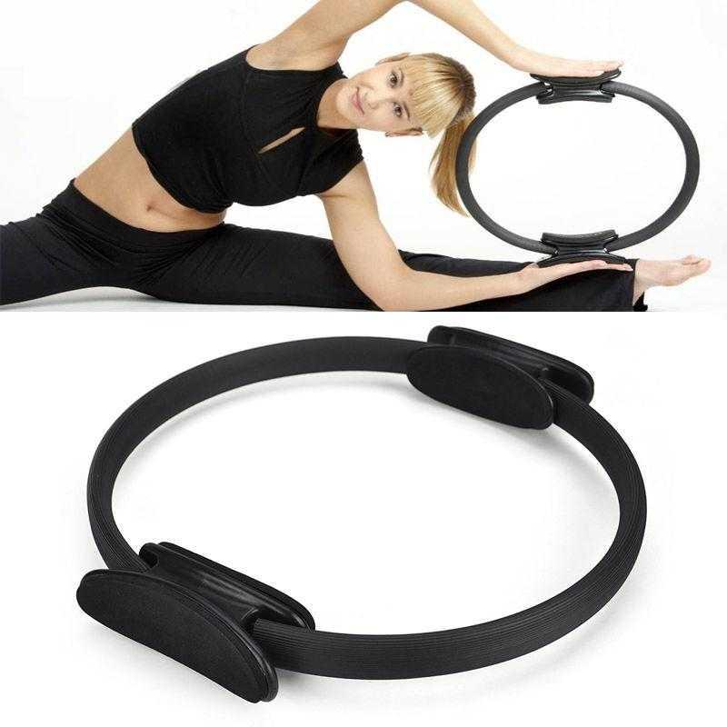 Упражнения с кольцом для пилатеса в домашних условиях