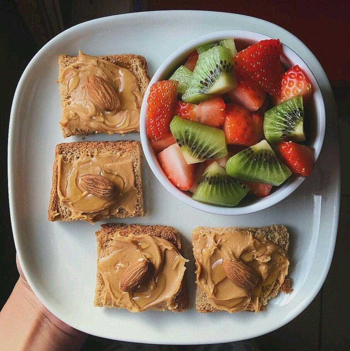 Перекусы при правильном питании, что и когда употреблять