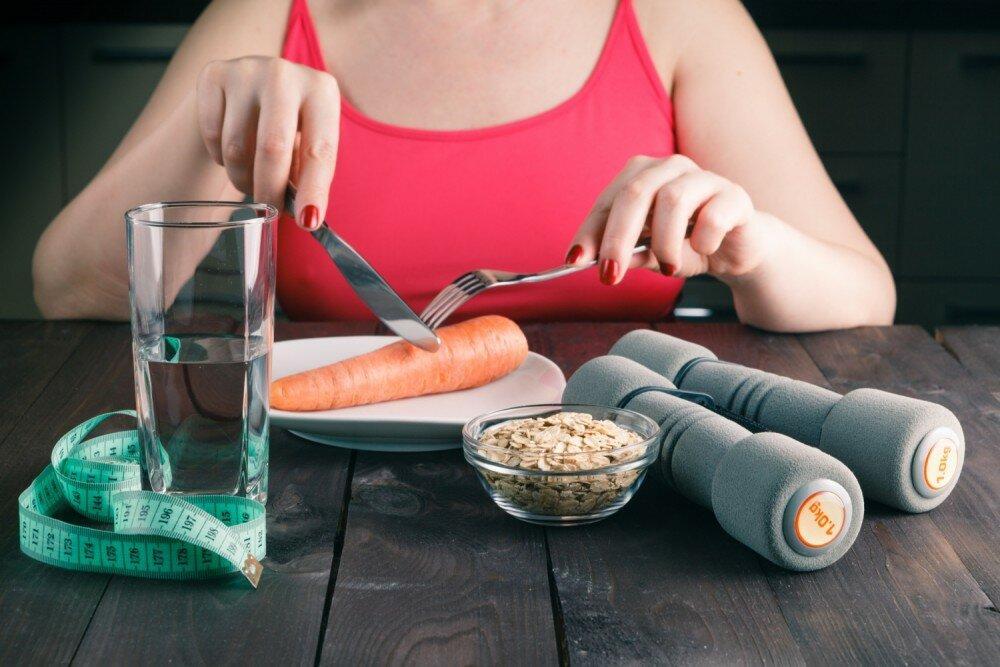 Как разогнать метаболизм для похудения. |