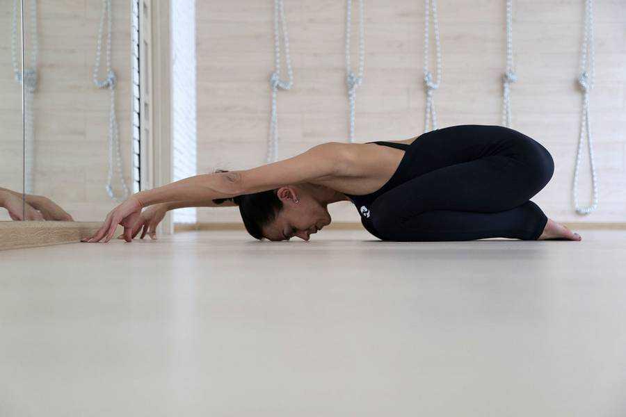 Балетные упражнения для похудения ног
