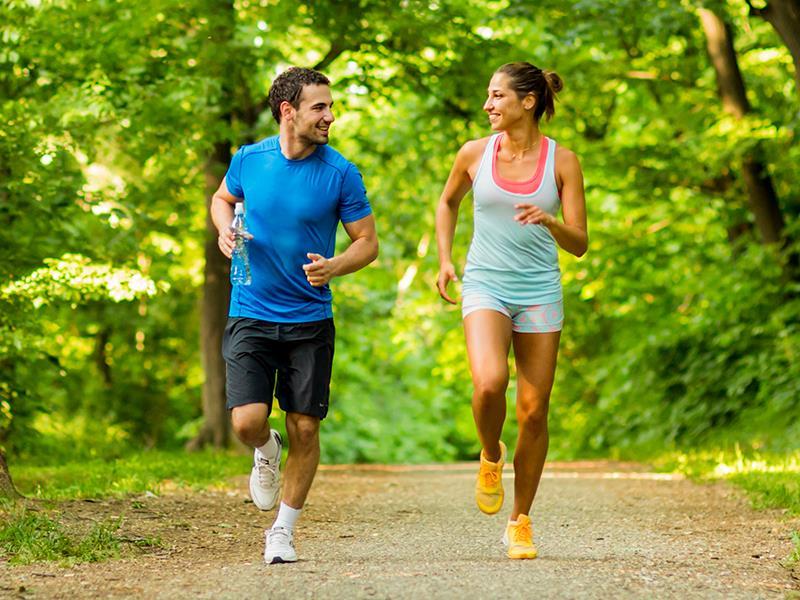 Что полезнее для организма бег или ходьба