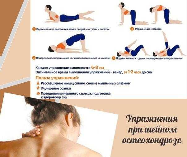Гимнастика для шеи: 11 упражнений, которые снимут напряжение и улучшат осанку - лайфхакер