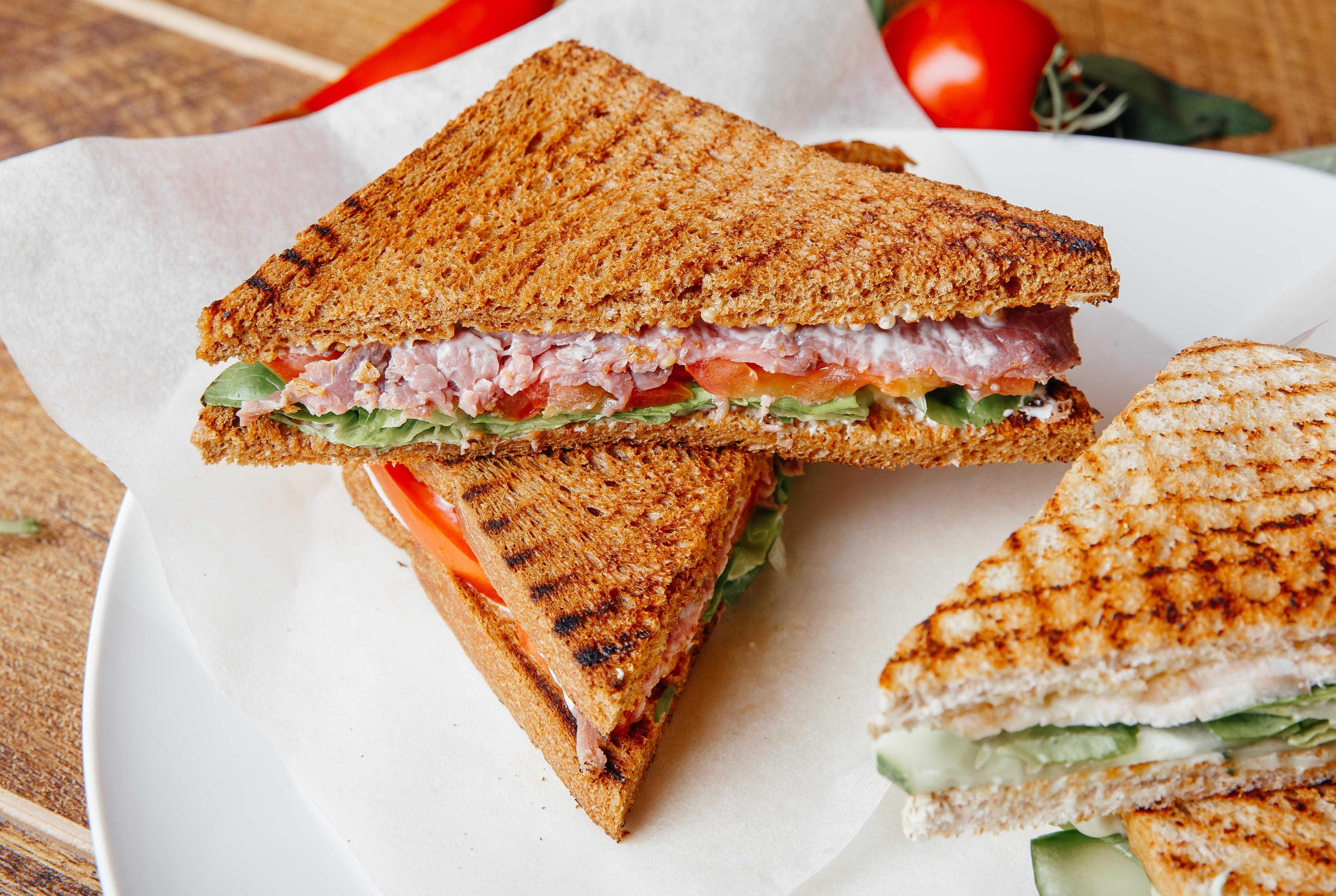 """Торт """"сэндвич"""" - 14 пошаговых фото в рецепте"""