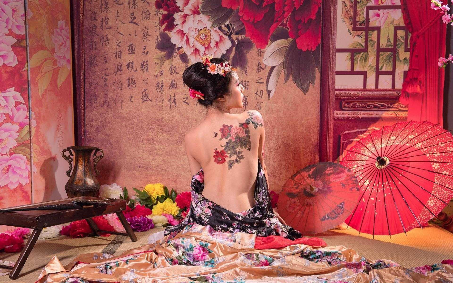 Искусство быть женщиной. практики японских гейш, которые сделают вас вне конкуренции