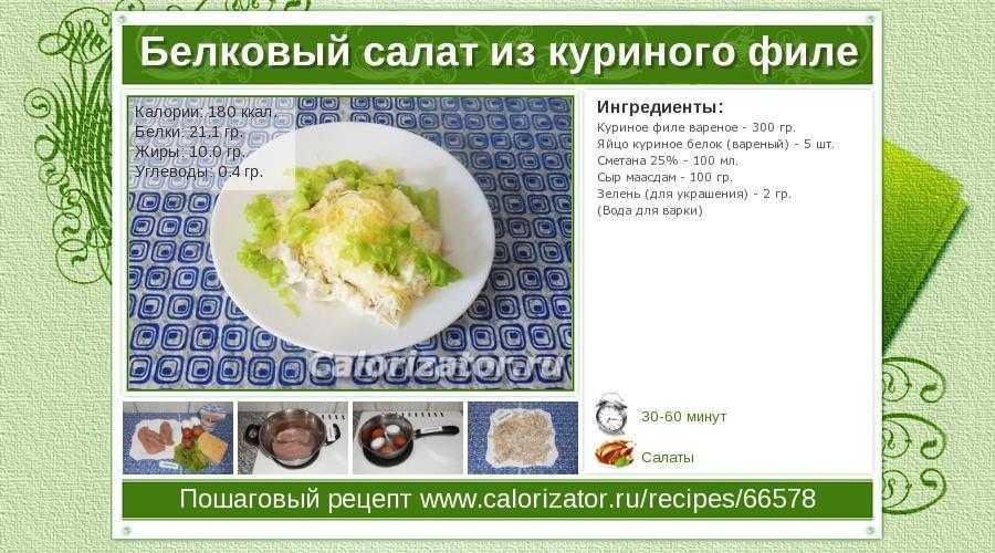 40 продуктов, богатых протеином - dailyfit