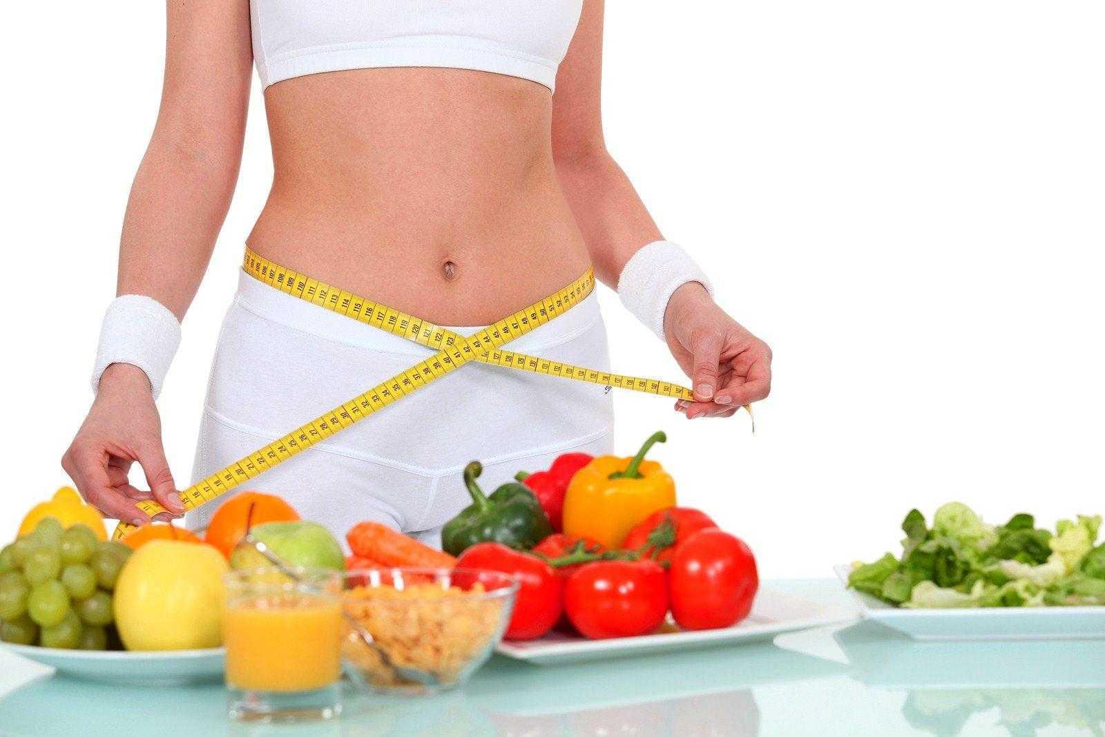 Фрукты для похудения и диет - список самых низкокалорийных
