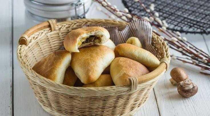 Пирог с грибами (более 100 рецептов с фото) - рецепты с фотографиями на поварёнок.ру
