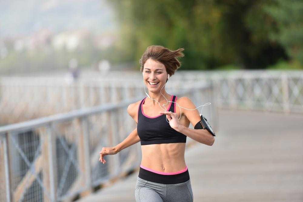 Программа интервального бега для похудения: таблица, отзывы