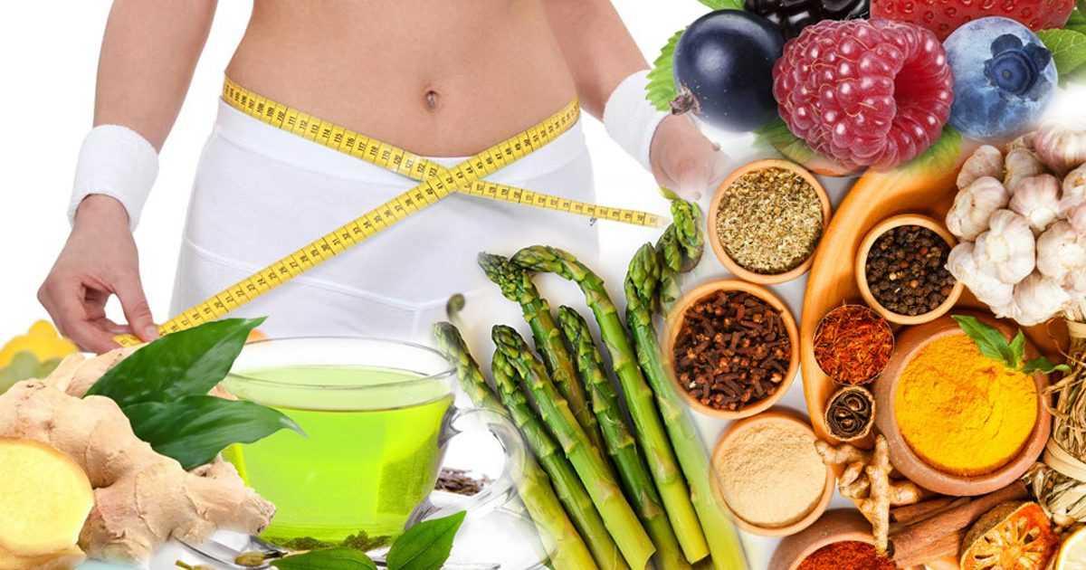 Правильное питание для похудения: 5 эффективных правил