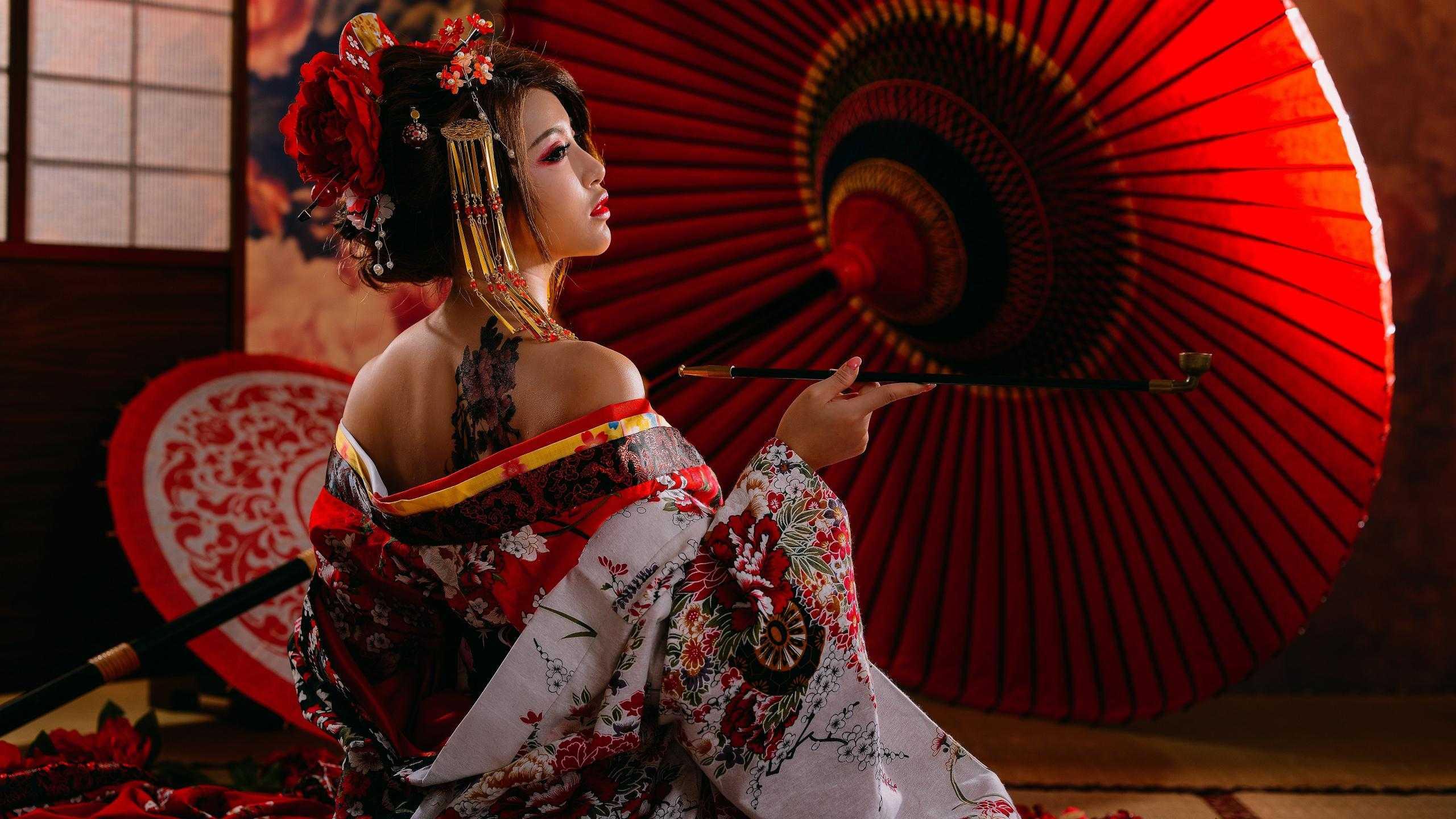 Секреты красоты, долголетия и молодости японских женщин