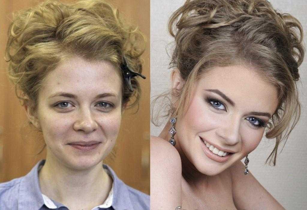Как можно выглядеть красиво без макияжа