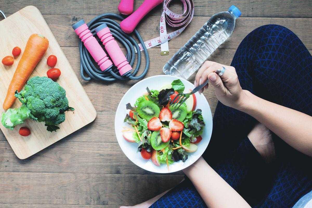 Переход на правильное питание: проблемы и адаптация организма