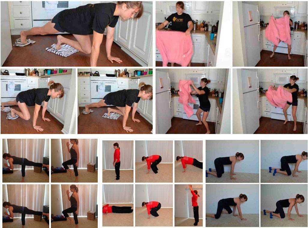 Сколько калорий сжигают разные виды фитнес-тренировок