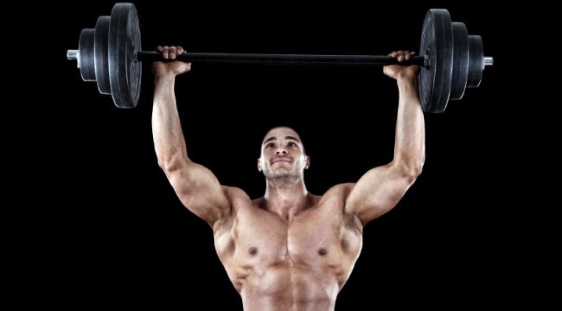 Базовые упражнения на трицепс: комплекс для набора мышечной массы