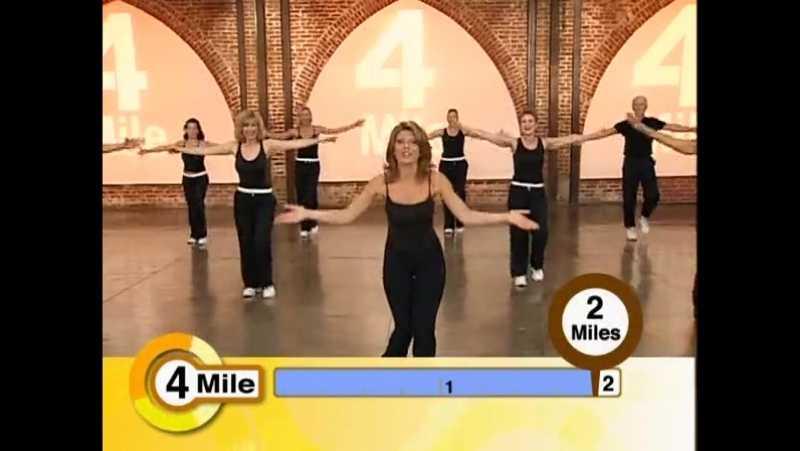 Быстрая ходьба с лесли сансон: 5 тренировок по 1 миле
