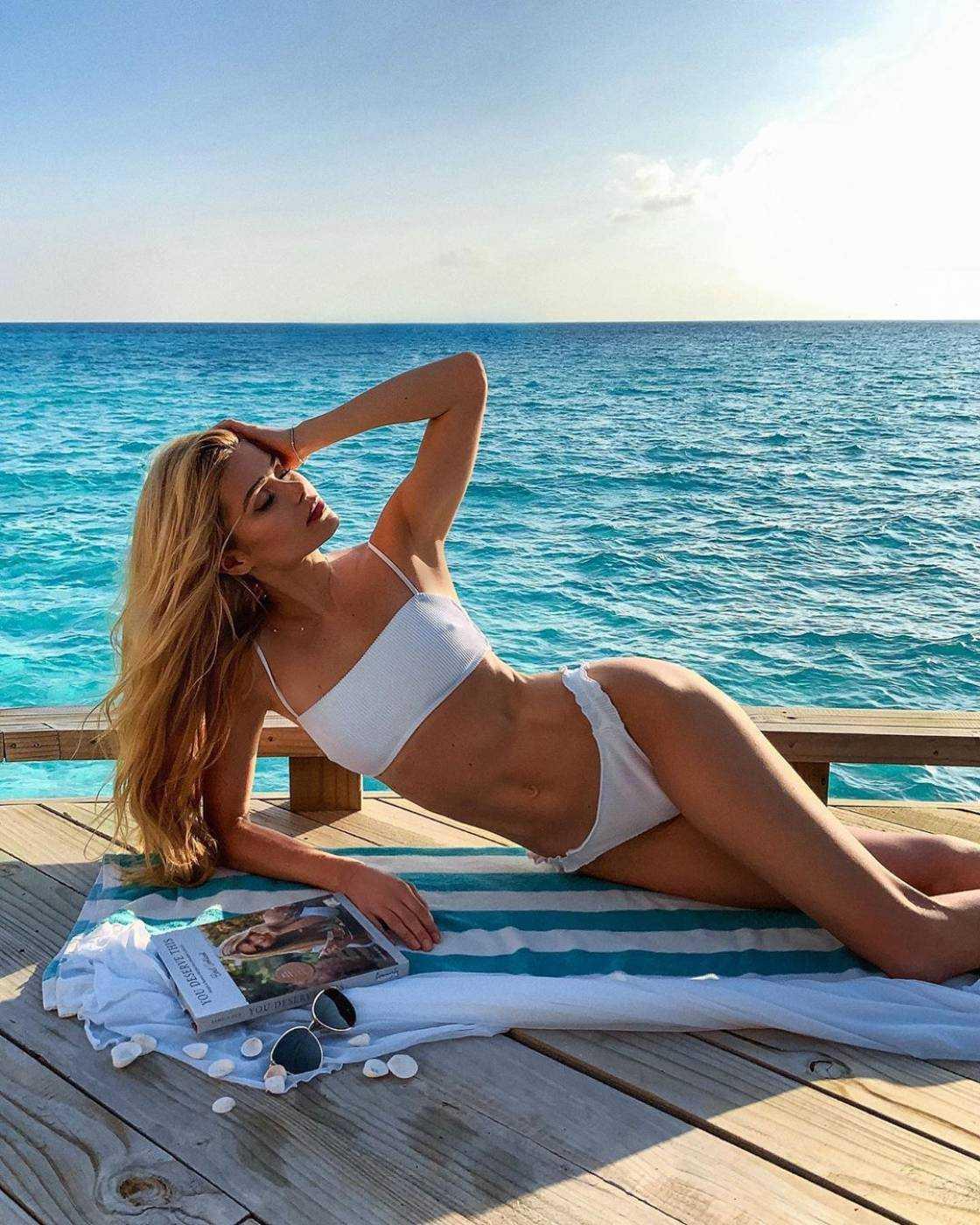 Памела рейф – модель, блогер, спортсменка, дизайнер
