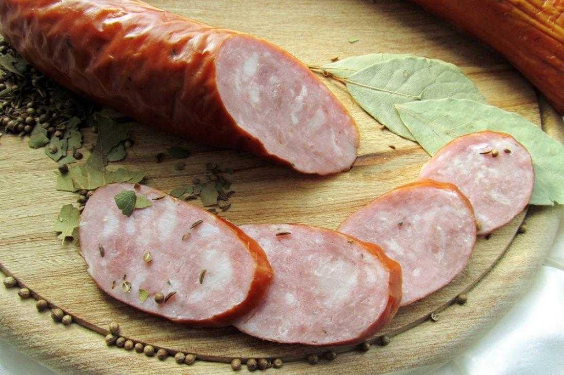 """Куриное филе """"колбаса вареная"""" – кулинарный рецепт"""