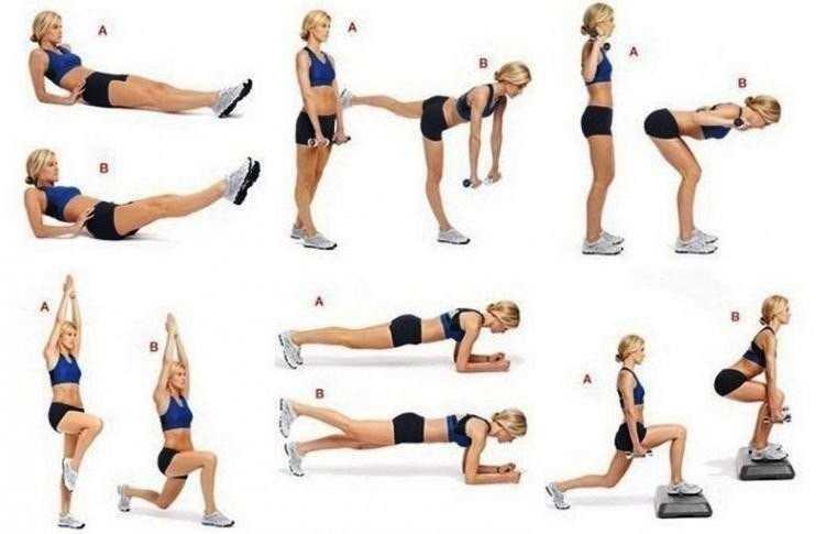 Как похудеть в ногах быстро и эффективно?