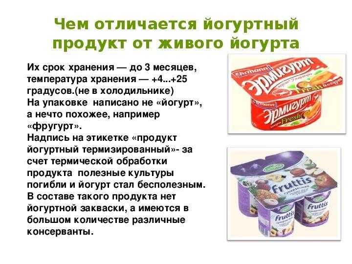Термостатный йогурт: чем полезен и чем вреден