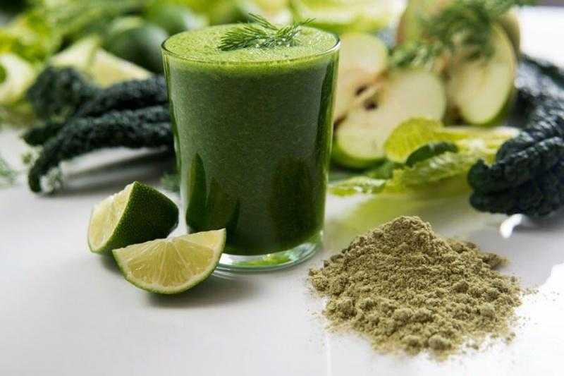 Зеленый смузи для похудения: рецепты - allslim.ru