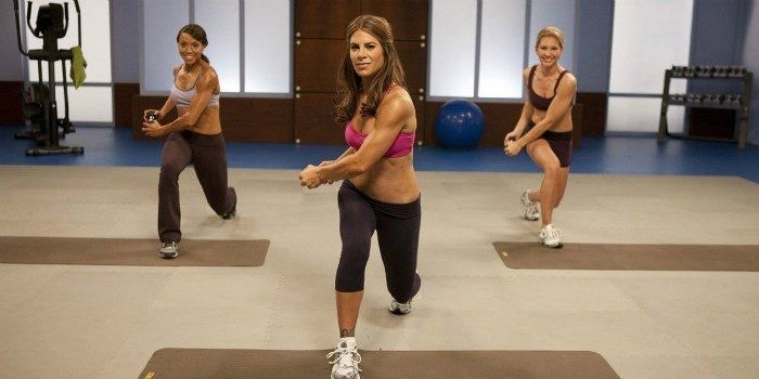 Shred-it with weights: силовая тренировка с джиллиан майклс