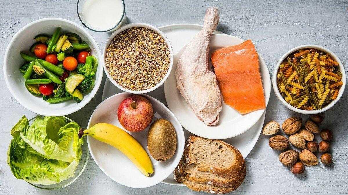 Основа здорового образа жизни – правильное и сбалансированное питание
