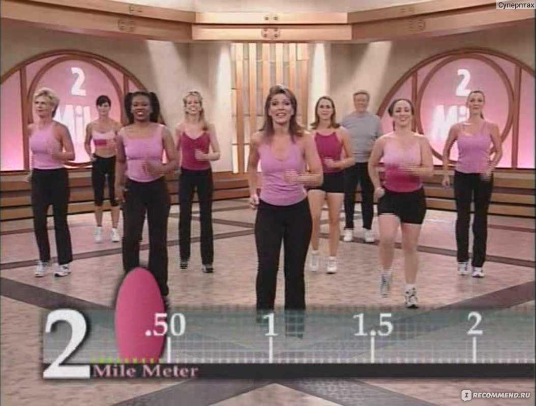 Программа тренировок для похудения от дженнифер рэнкин